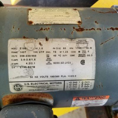 6 HD Trim Saw Electrical #2474