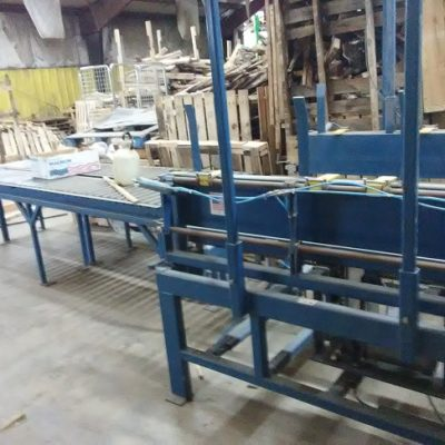 Pallet Chief III Machine #2481