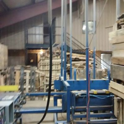 Pallet Chief III Stacker #2481