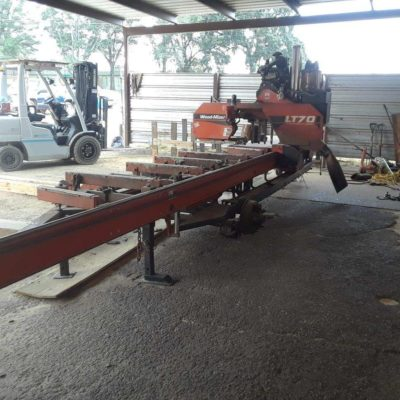 Woodmizer LT70 #2499 3
