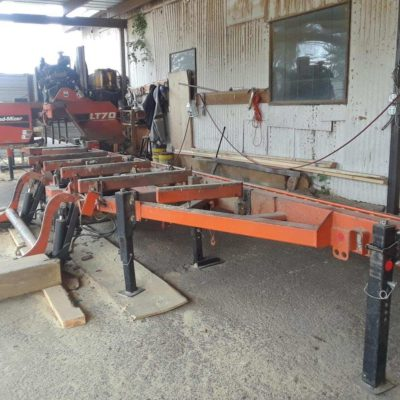 Woodmizer LT70 #2499 4