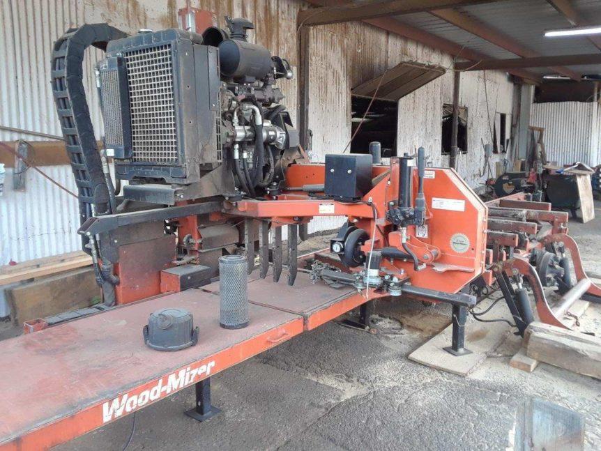 Woodmizer LT70 #2499