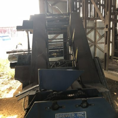Brewer BS Infeed #2507