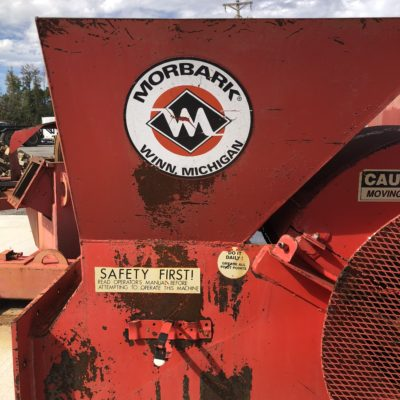 Mobark Grinder Logo #2509
