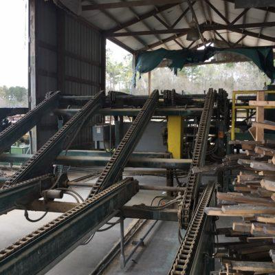Pendu Stacker 3500 Green Chain 1 #2539