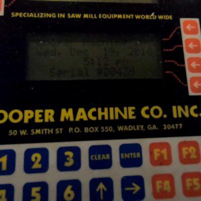 Cooper Scragg Digital Screen #2540