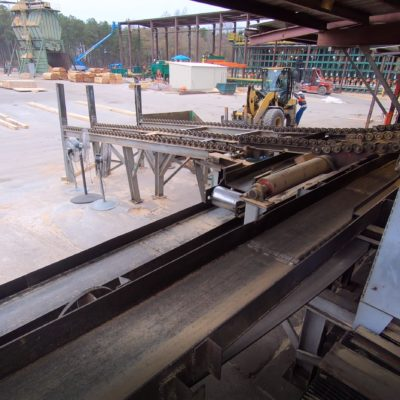 Cooper Scragg Roll Out Conveyor #2540