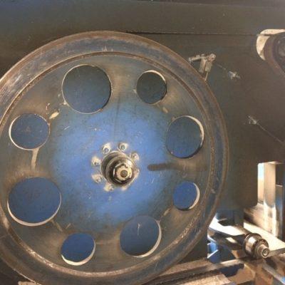 Brewco B800 Wheel #2555