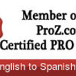 Antonio Arizcun Martín Instant Professional Spanish (Mexico) Translation