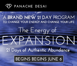 The Energy of Expansion; 21-Days of Authentic Abundance