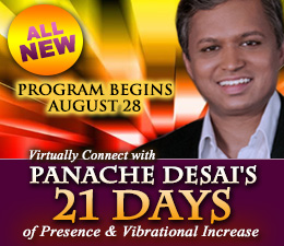 21 Days of Presence and Vibrational Increase