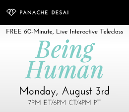 Being Human - LIVE Interactive Teleclass