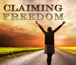 Claiming Freedom - 6 Part Series Bundle