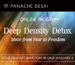 Deep Density Detox - January 2017