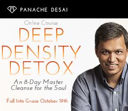 Deep Density Detox - October 2015