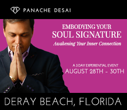 Embodying Your Soul Signature - Delray Beach, Florida