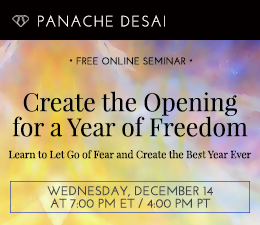 Create the Opening for a Year of Freedom