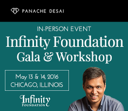 Infinity Foundation Gala & Workshop - Chicago, IL