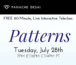 Patterns - LIVE Interactive Teleclass