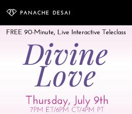 Divine Love LIVE Teleclass