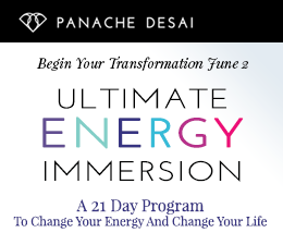 21-Day Ultimate Energy Immersion - Begins June 2nd