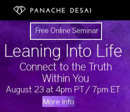 Leaning Into Life - Free Online Seminar