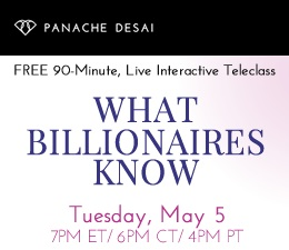 FREE Teleclass: What Billionaires Know