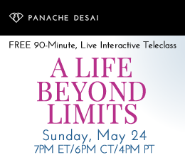 A Life Beyond Limits - LIVE Teleclass