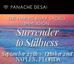 Naples Immersion 2015 - Surrender to Stillness