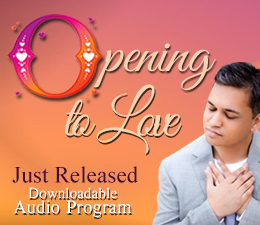 Opening To Love - Live Webcast Breakthrough Session