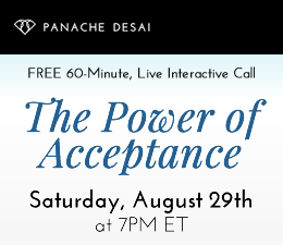 The Power of Acceptance - Live Teleclass
