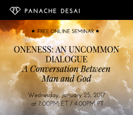 Oneness: An Uncommon Dialogue - Free Online Seminar