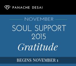 November Soul Support