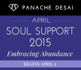 April Soul Support Program