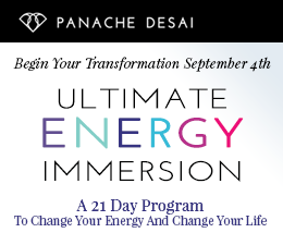 21-Day Ultimate Energy Immersion - Begins September 4