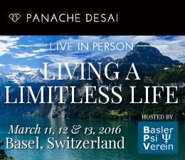 Living a Limitless Life - Basel, Switzerland