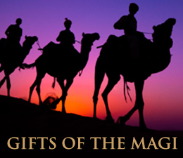 The Anointing - The Gifts of the Magi - 4 Part Series Bundle