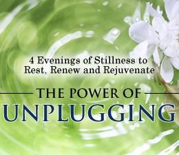 The Power of Unplugging - 4 Part Series Bundle