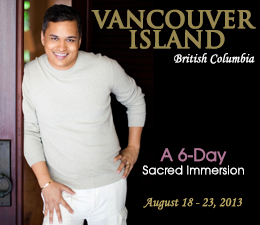 <b>Vibration Elevation: A New Dimension of Transformation - 6-Day Immersion</b><br>Vancouver Island, British Columbia