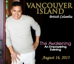 <b>The Awakening</b><br> Vancouver Island, British Columbia