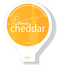 cheezy<br /> cheddar dip