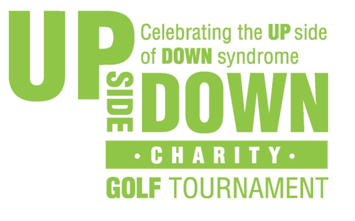UP SIDE DOWN CHARITY GOLF
