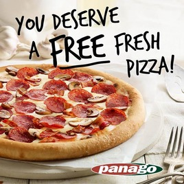 FREE PIZZA DAY IN THE ANNEX