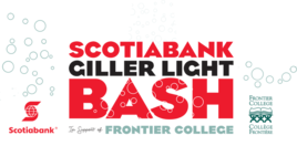 SCOTIABANK GILLER LIGHT BASH