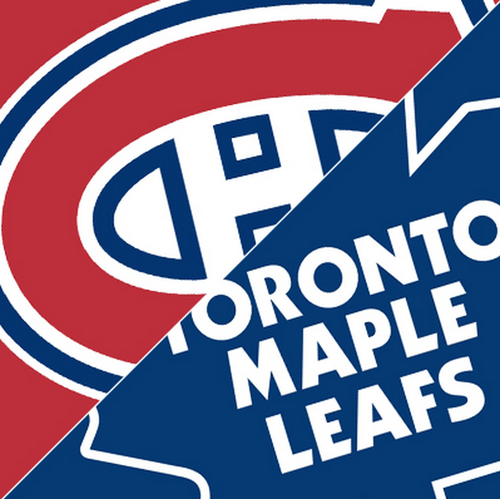CANADIENS VS MAPLE LEAFS TICKET GIVEAWAY
