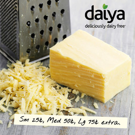 SAY (DAIYA) CHEESE!