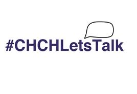 #CHHSLetsTalk