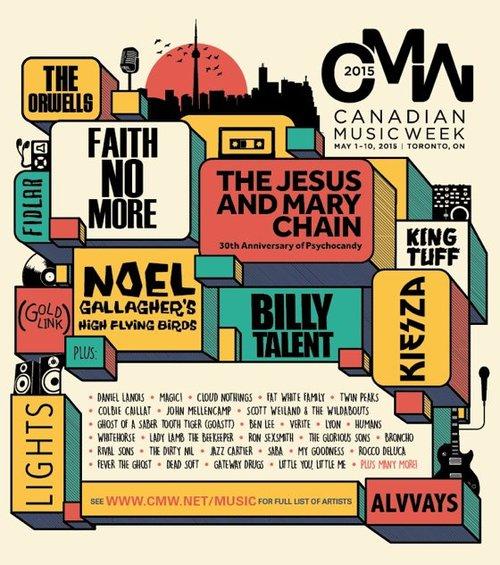 #RANDOMACTSOFPIZZA x CANADIAN MUSIC WEEK