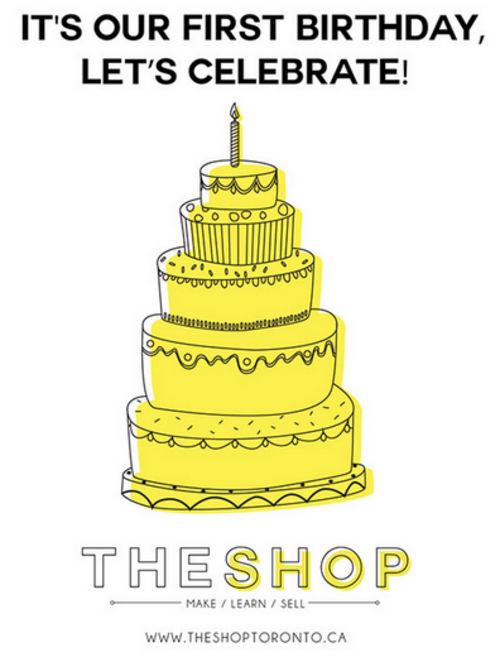 HBD TO THE SHOP