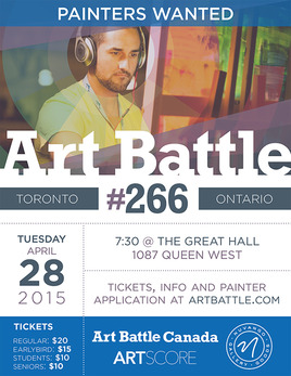 ART BATTLE TORONTO